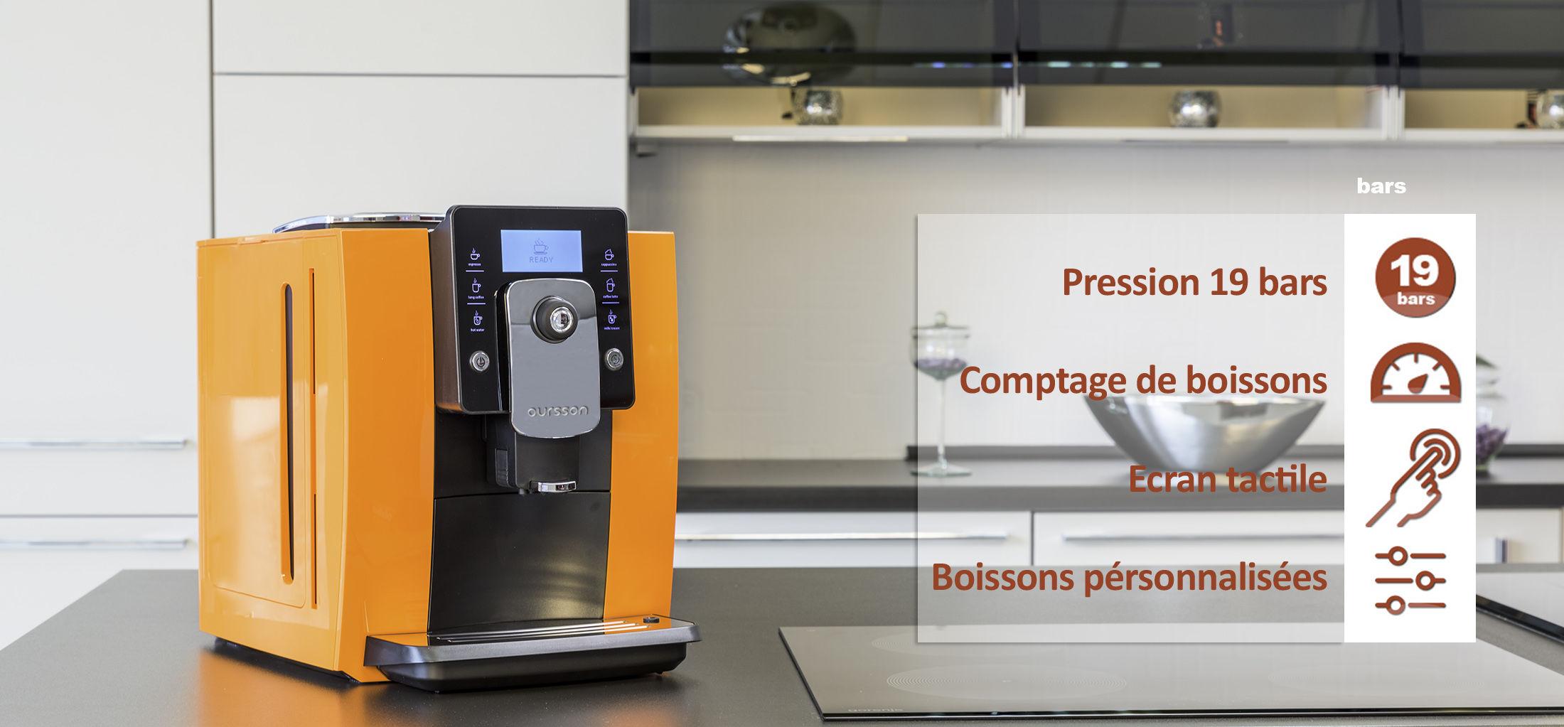 Machine caf expresso automatique bar expresso automatique - Cafetiere italienne comment ca marche ...