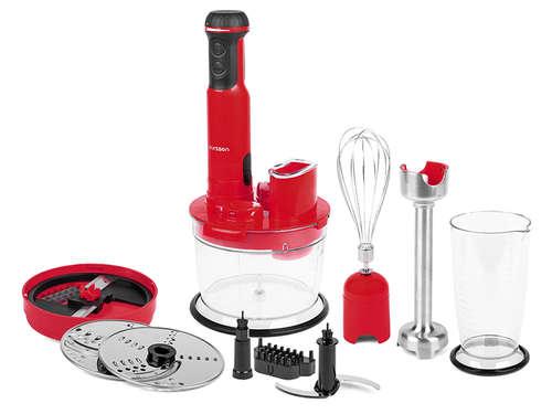 Mixeur plongeant multifonction HB6070/RD